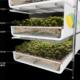 Aero farms planting system